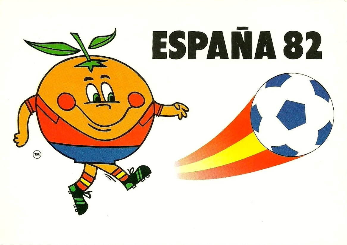 Logo from the 1982 World Cup